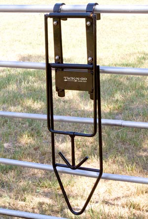 Foldable Saddle Rack