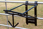 Tack-n-go Saddle Rack